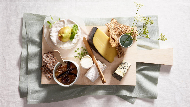 f8dcdbd3a Hvordan sette sammen et ostefat - TINE Kjøkken
